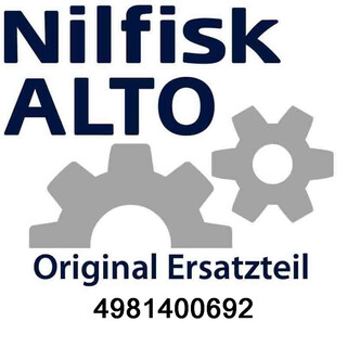 Nilfisk-ALTO FLANGE FOR LEVEL CONTROL 2 1/2 F (4981400692)
